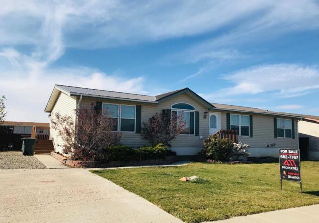 1405 Limecreek Ave -, Gillette, WY 82716 (MLS #18-1595) :: 411 Properties