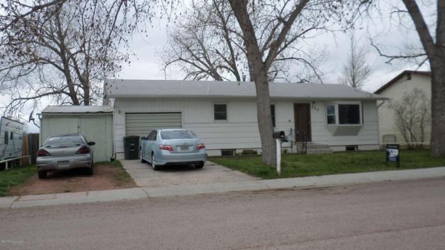 805 Beech St -, Gillette, WY 82716 (MLS #18-1646) :: Team Properties