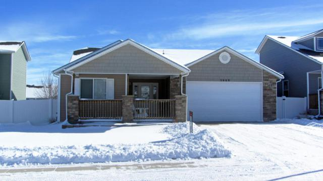 3909 Chippewa Ave -, Gillette, WY 82718 (MLS #18-170) :: Team Properties