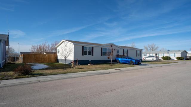1509 Boise Ave -, Gillette, WY 82716 (MLS #18-1711) :: Team Properties