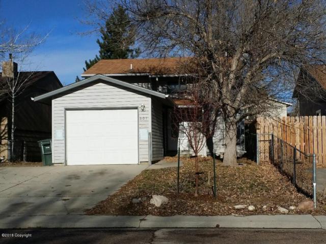 301 E Laurel St -, Gillette, WY 82718 (MLS #18-1761) :: Team Properties