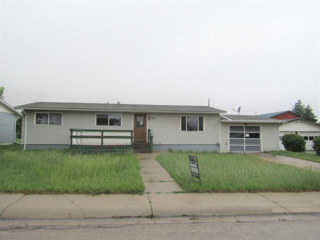 3904 Wigwam Blvd -, Gillette, WY 82718 (MLS #18-238) :: 411 Properties