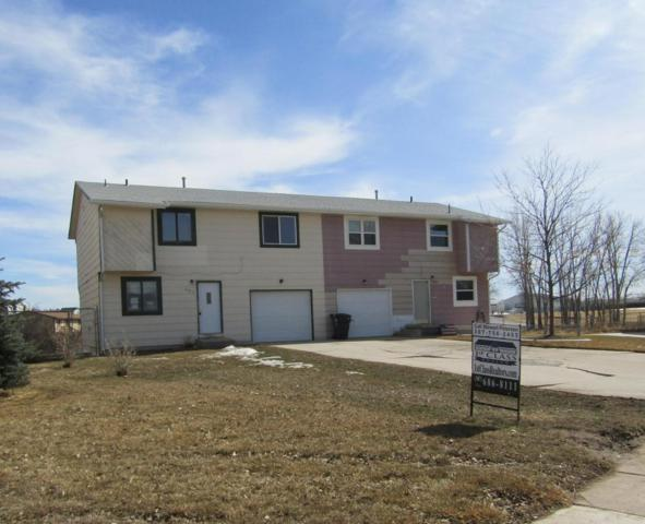 2317 Mahogany Cir -, Gillette, WY 82718 (MLS #18-298) :: Team Properties