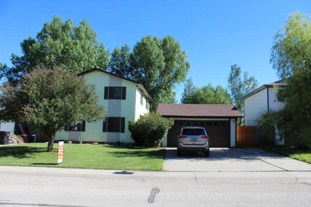 4904 Knickerbocker St -, Gillette, WY 82718 (MLS #18-498) :: 411 Properties