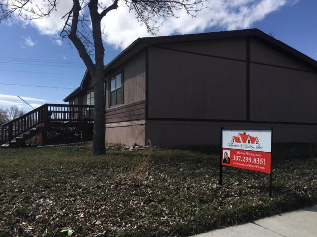502 1/2 Lincoln St E, Gillette, WY 82716 (MLS #18-512) :: Team Properties