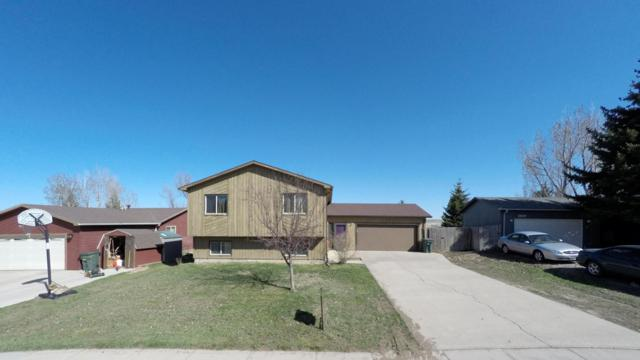 1021 Vanscoy Dr N, Gillette, WY 82718 (MLS #18-532) :: Team Properties