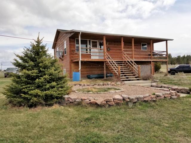 372 Pine Ridge Rd -, Moorcroft, WY 82721 (MLS #18-542) :: Team Properties