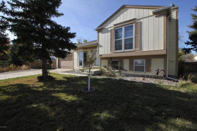 2500 Lodahl Ave -, Gillette, WY 82718 (MLS #18-744) :: Team Properties