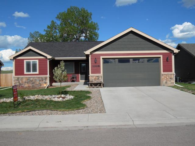 1008 Sako Dr -, Gillette, WY 82718 (MLS #18-774) :: Team Properties