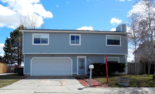 3233 Watsabaugh Dr -, Gillette, WY 82718 (MLS #18-80) :: Team Properties