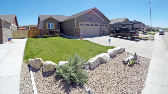 83 Stafford Bnd -, Gillette, WY 82718 (MLS #18-840) :: 411 Properties