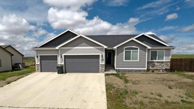 229 Sterling St -, Gillette, WY 82718 (MLS #18-889) :: Team Properties