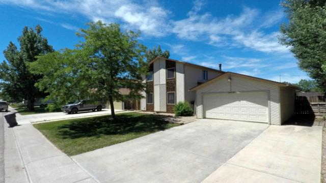 6902 Mather Ave -, Gillette, WY 82718 (MLS #18-911) :: Team Properties