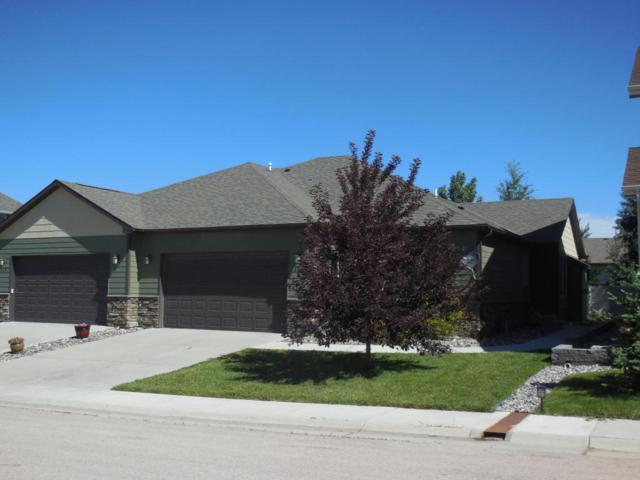 121 Villa Way -, Gillette, WY 82718 (MLS #18-995) :: 411 Properties