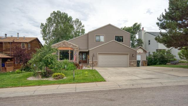 913 Pioneer Ave -, Gillette, WY 82718 (MLS #19-1101) :: Team Properties