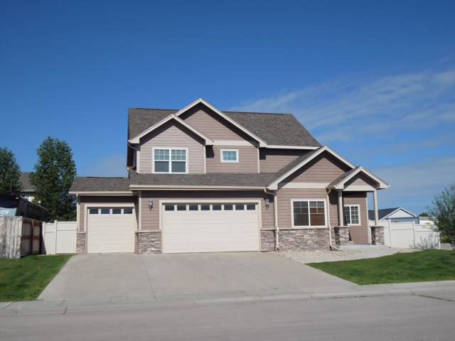4300 Quarter Circle Court -, Gillette, WY 82718 (MLS #19-1102) :: The Wernsmann Team | BHHS Preferred Real Estate Group