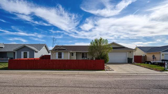 3103 Goldenrod Ave -, Gillette, WY 82716 (MLS #19-1178) :: Team Properties