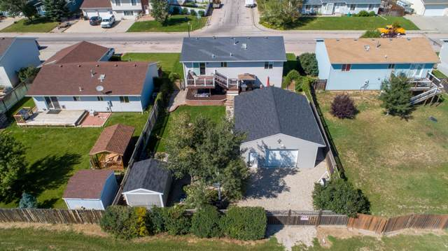 5006 Knickerbocker St -, Gillette, WY 82718 (MLS #19-1267) :: The Wernsmann Team | BHHS Preferred Real Estate Group