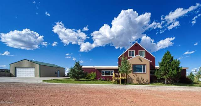 86 Bare Buttes Road -, Gillette, WY 82718 (MLS #19-1279) :: Team Properties