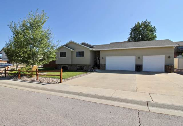 4001 Hackamore Ct -, Gillette, WY 82718 (MLS #19-1451) :: The Wernsmann Team | BHHS Preferred Real Estate Group