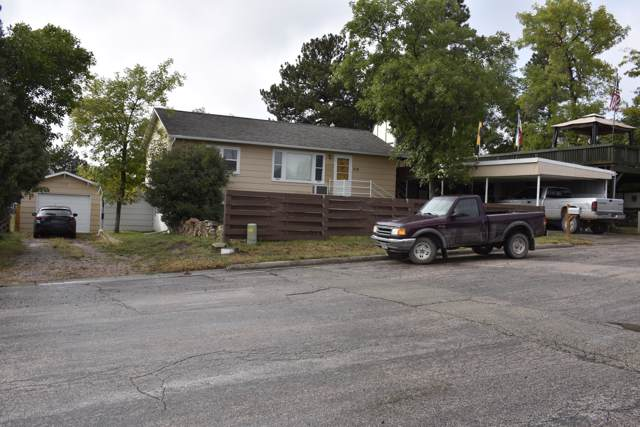 218 7th Ave -, Newcastle, WY 82701 (MLS #19-1513) :: The Wernsmann Team | BHHS Preferred Real Estate Group