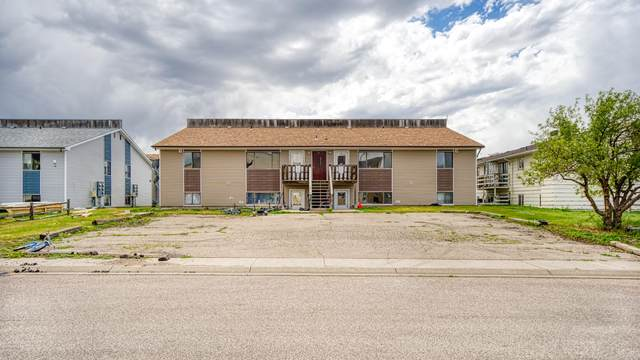 1016 Elon Ave - A, Gillette, WY 82716 (MLS #19-1560) :: Team Properties