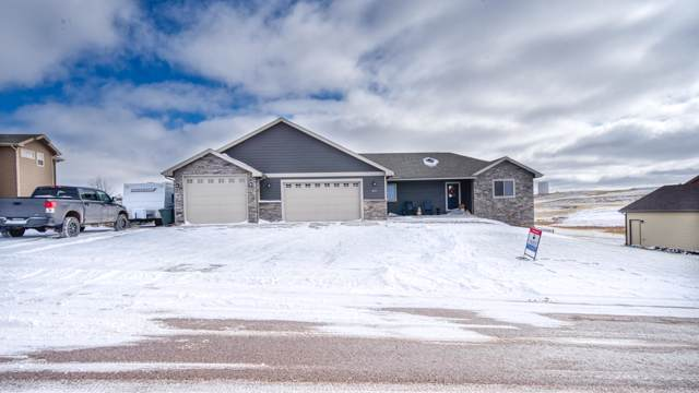 205 Mountain Shadow Dr -, Gillette, WY 82718 (MLS #19-1614) :: Team Properties