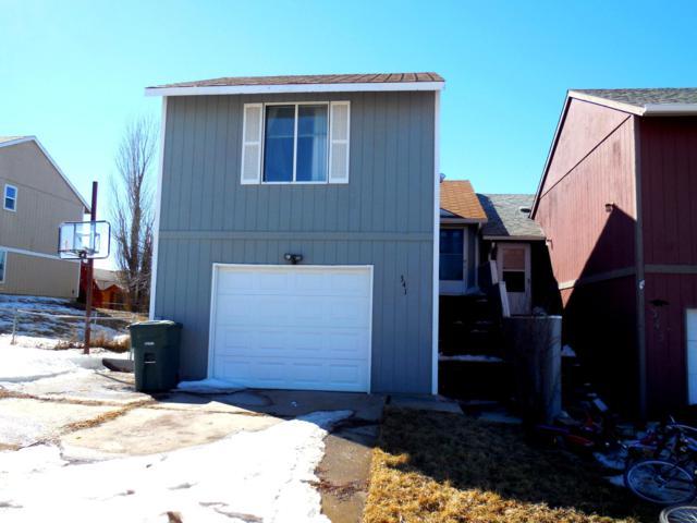 341 Westhills Loop -, Gillette, WY 82718 (MLS #19-287) :: 411 Properties