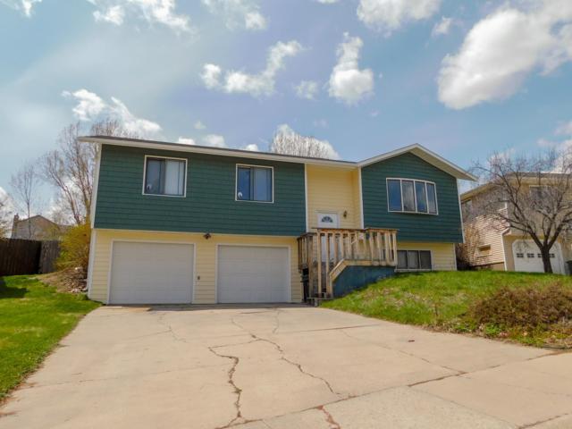 1010 Pioneer Ave -, Gillette, WY 82718 (MLS #19-377) :: Team Properties