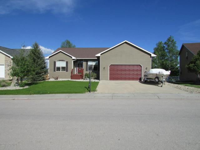3401 Hidden Valley Rd -, Gillette, WY 82718 (MLS #19-385) :: Team Properties