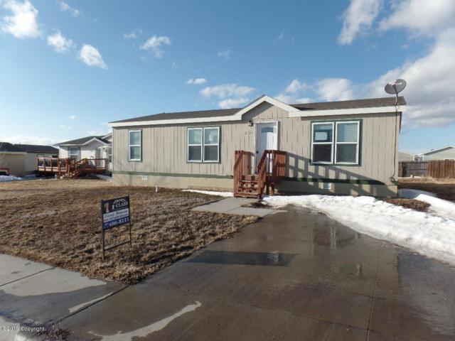 2701 Ironwood St -, Gillette, WY 82716 (MLS #19-391) :: 411 Properties