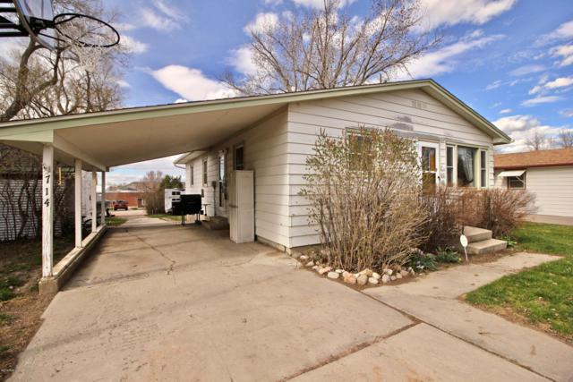 714 W 9th St W, Gillette, WY 82716 (MLS #19-615) :: The Wernsmann Team | BHHS Preferred Real Estate Group