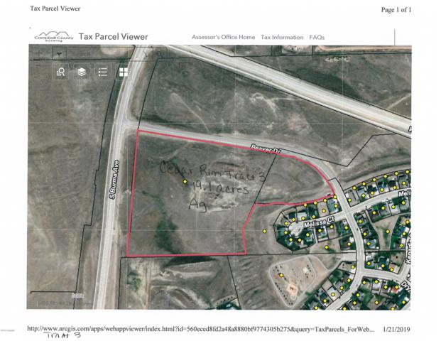 1881 Burma Road S, Gillette, WY 82718 (MLS #19-66) :: Team Properties