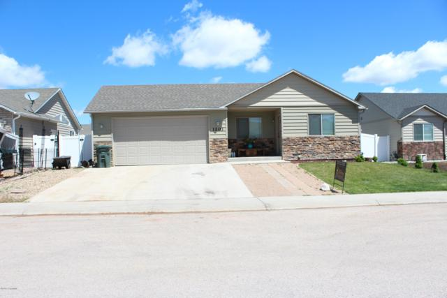 1203 Cattail Dr -, Gillette, WY 82718 (MLS #19-887) :: Team Properties