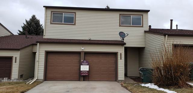 1109 Terrace Cir -, Gillette, WY 82716 (MLS #20-1) :: The Wernsmann Team   BHHS Preferred Real Estate Group