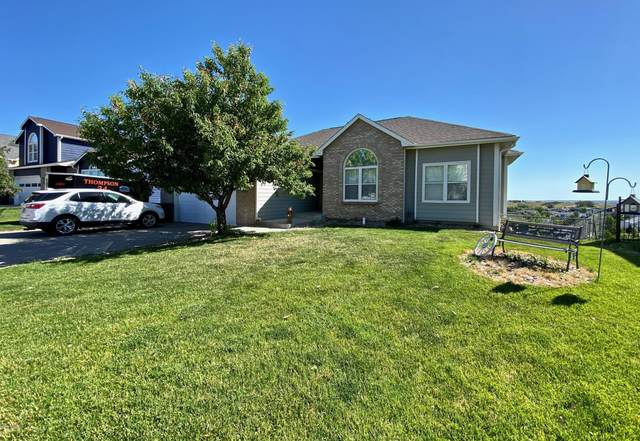 523 Fairway Dr -, Gillette, WY 82718 (MLS #20-1015) :: Team Properties