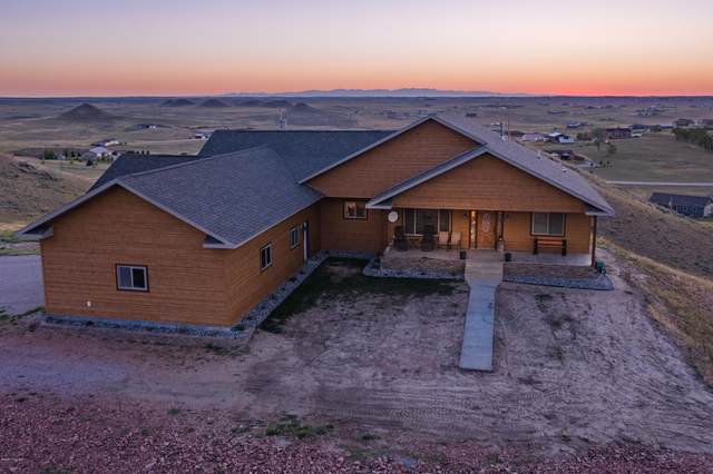 6001 Vantage Ct -, Gillette, WY 82718 (MLS #20-1162) :: The Wernsmann Team | BHHS Preferred Real Estate Group