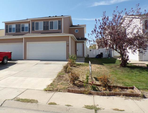 3800 Blue Ave -, Gillette, WY 82718 (MLS #20-1411) :: Team Properties
