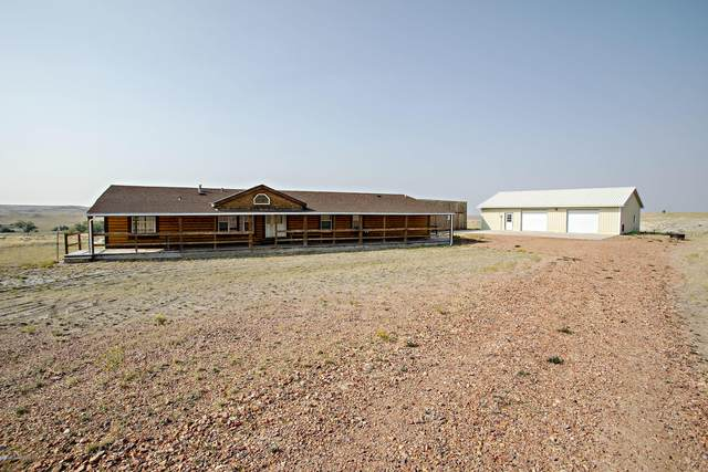 209 Coal Train Rd -, Gillette, WY 82718 (MLS #20-1415) :: Team Properties
