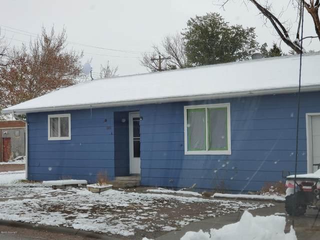 809 1st St, Upton, WY 82730 (MLS #20-1559) :: Team Properties