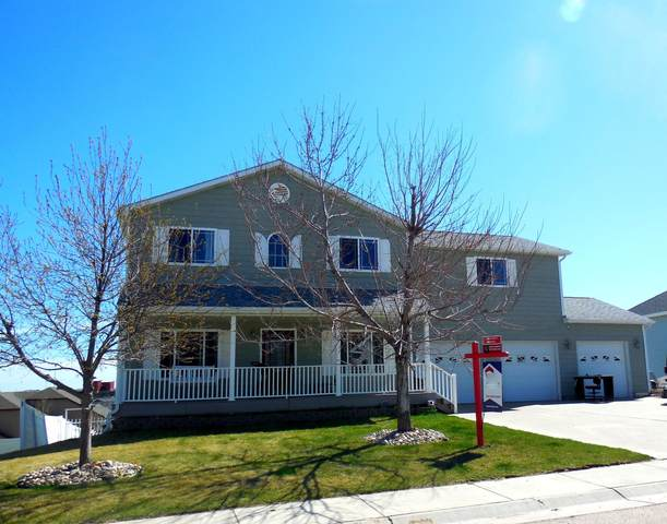 4307 Brorby Blvd -, Gillette, WY 82718 (MLS #20-175) :: The Wernsmann Team | BHHS Preferred Real Estate Group