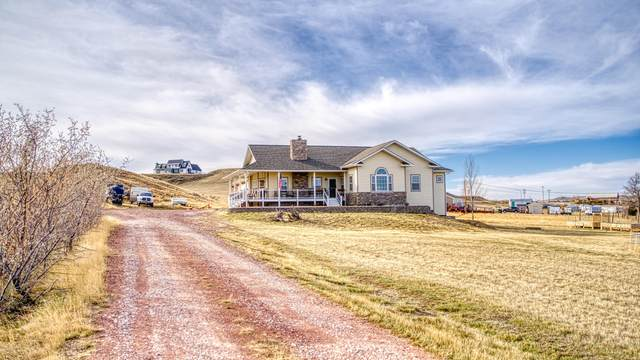 4050 Stampede Dr -, Gillette, WY 82718 (MLS #20-1769) :: The Wernsmann Team | BHHS Preferred Real Estate Group