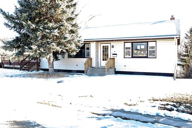 616 Pine St -, Newcastle, WY 82701 (MLS #20-229) :: The Wernsmann Team | BHHS Preferred Real Estate Group