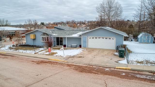 721 8th Street W, Gillette, WY 82716 (MLS #20-269) :: Team Properties