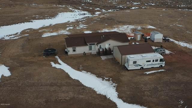 9 Cradle Butte Rd -, Rozet, WY 82727 (MLS #20-284) :: The Wernsmann Team | BHHS Preferred Real Estate Group