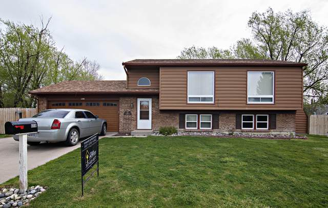 608 Frontier Dr -, Gillette, WY 82718 (MLS #20-351) :: The Wernsmann Team | BHHS Preferred Real Estate Group