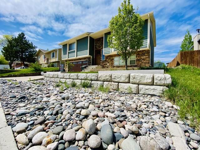 906 W Granite St W, Gillette, WY 82718 (MLS #20-423) :: Team Properties