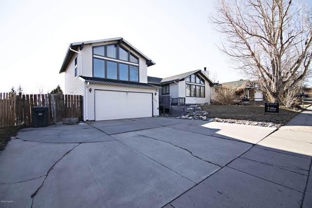 1126 Almon Cir -, Gillette, WY 82718 (MLS #20-424) :: The Wernsmann Team | BHHS Preferred Real Estate Group