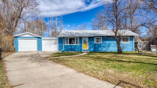 113 East Valley E, Gillette, WY 82716 (MLS #20-430) :: 411 Properties