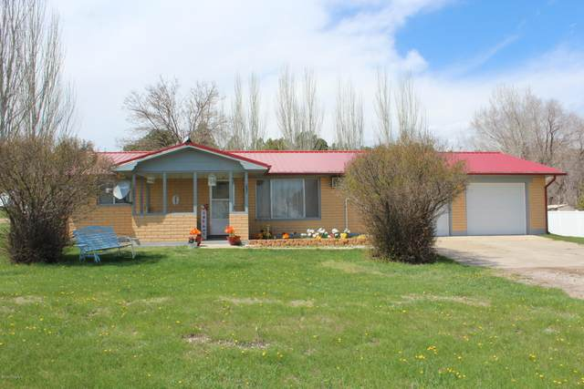 247 Pine Haven Rd -, Pine Haven, WY 82721 (MLS #20-434) :: The Wernsmann Team | BHHS Preferred Real Estate Group